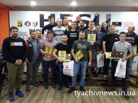 Юрій Хромей - переможець Хард Ендуро серії України (HESU)