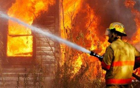 На Тячівщині дві пожежі