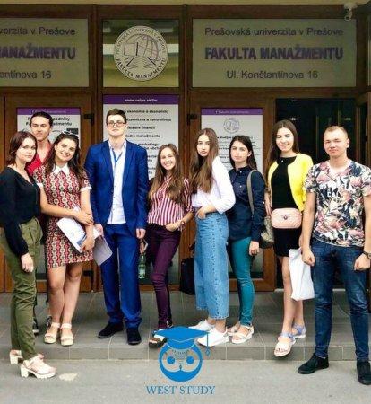 Європейська освіта у найкращих університетах Словаччини!