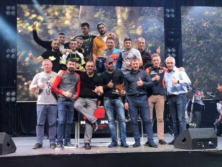Рахівчанин Валерій Кубічек виборов третє місце на чемпіонаті України з екстримального ендуро