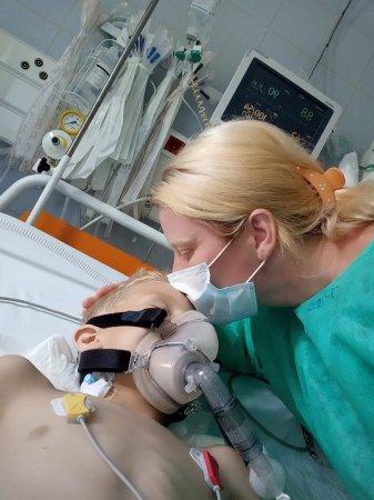 Термінова допомога: маленького закарпатця спіткала страшна хвороба – рак крові