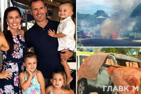 Відомий спортсмен спалив себе та трьох своїх дітей живцем